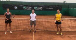 Open Lazzaroni: Grymalska vince il tabellone femminile, in campo maschile è il turno dei big